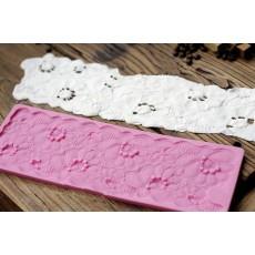 Мат для айсинга/мастики Цветочный ковер