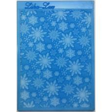 Мат текстурный Снегопад