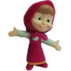 """Силиконовый молд 3D """"Маша маленькая"""""""