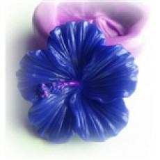 Молд силиконовый цветок Гибискуса