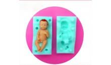 Молд Силиконовая кукла Реборн младенец